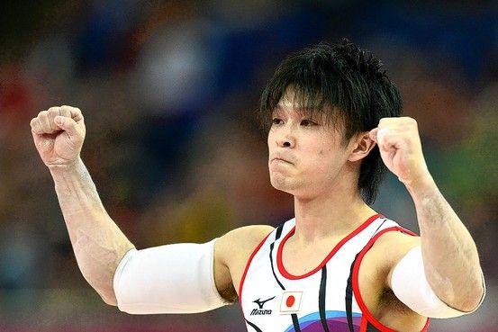 内村航平 体操 コナミ 退社 日本初 プロ選手に関連した画像-01
