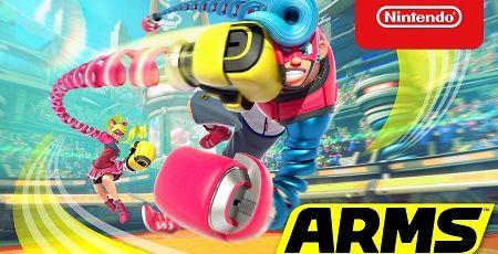 初週売上 ARMS アームズ ニンテンドースイッチに関連した画像-01