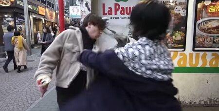 よりひと YouTuber ケンカ 原宿 暴行 ふかせに関連した画像-01