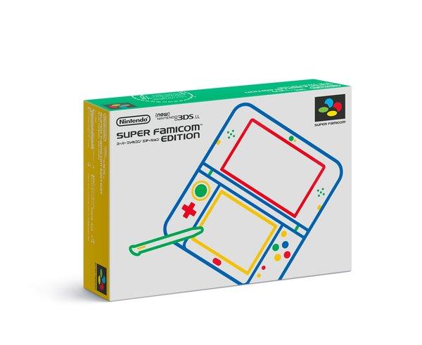 任天堂 New3DSLL 3DS スーパーファミコン ファイアーエムブレムif 受注 に関連した画像-02