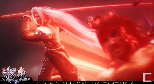 ディシディアファイナルファンタジーNT アーケード PS4版 オープニングに関連した画像-22