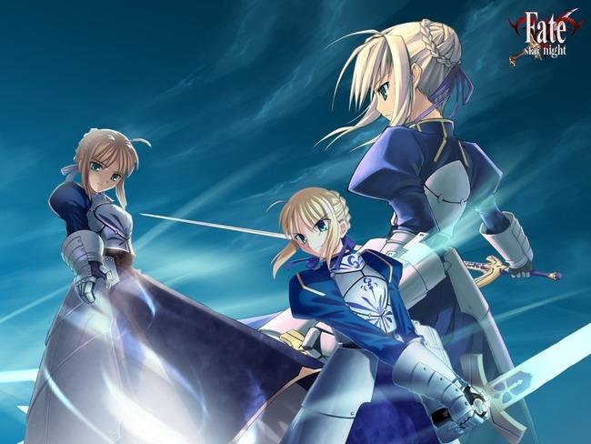 Fate/stay night 無料に関連した画像-01