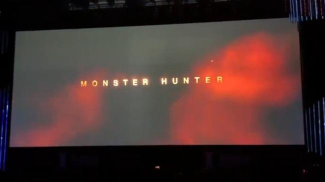 モンスターハンター 映画 予告編に関連した画像-09
