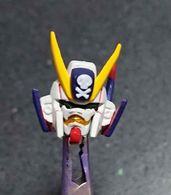 バンダイ フィギュア ガンダムX1 フルクロス 塗装 酷いに関連した画像-05