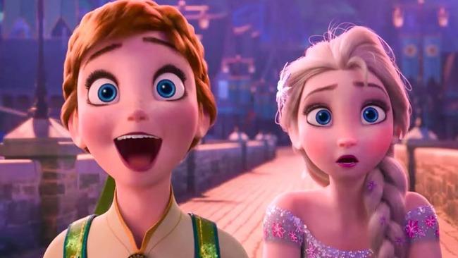 アナと雪の女王 アナ 出産 ゲームに関連した画像-01