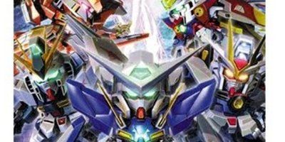 PS2 SD Gundam G Generation Wars