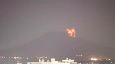 鹿児島 桜島 火山 噴火 気象庁 噴火速報に関連した画像-05