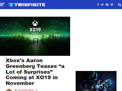 Xbox 幹部 11月 XO19 イベント サプライズに関連した画像-02