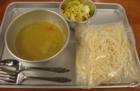 給食 ソフト麺 ソフトめんに関連した画像-01