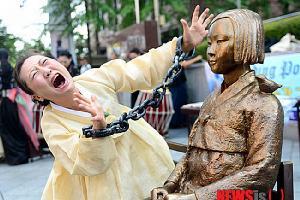 世界記憶遺産 従軍慰安婦 日中韓に関連した画像-01