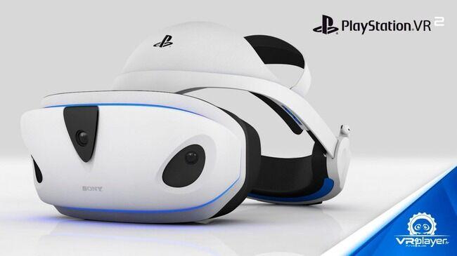 PSVR2 VR ソニー PS5に関連した画像-01