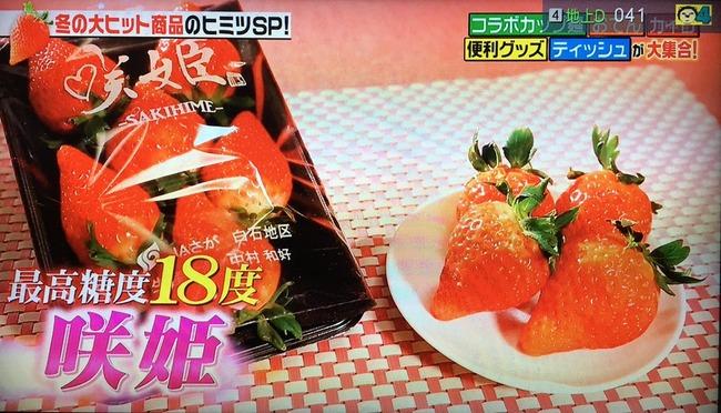 イチゴ 品種改良 TOKIO 農家 咲姫に関連した画像-08
