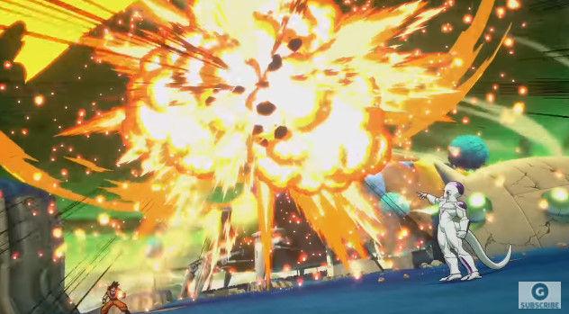 ドラゴンボールファイターズ DBF 格ゲー 特殊演出 ドラマチックフィニッシュに関連した画像-16
