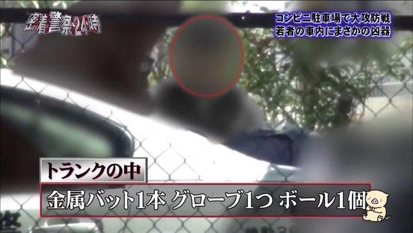 バット グローブ ボール 若者 所持 軽犯罪法違反 警察 捕まる 野球 理不尽に関連した画像-02