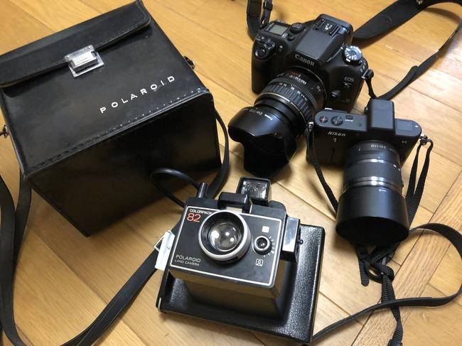 遺品 整理 急遽 父 部屋 掃除 偽装 箱 宝物 カメラ レンズに関連した画像-03