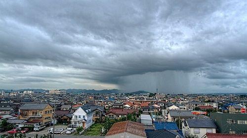 ゲリラ豪雨 シーズン 天気に関連した画像-01