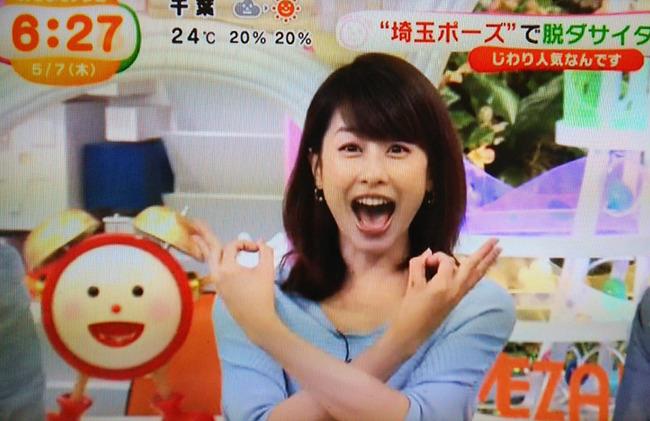埼玉 ダサイタマ 埼玉ポーズ 普及 脱ダサイタマに関連した画像-03