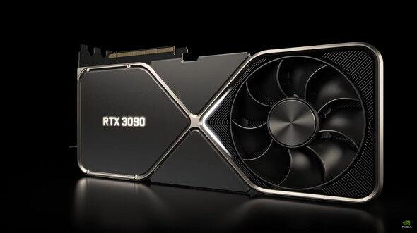 RTX3090 PS5 XboxSX サイズ 比較に関連した画像-01