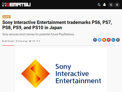 SIE プレイステーション PS6 PS7 PS8 PS9 PS10に関連した画像-02