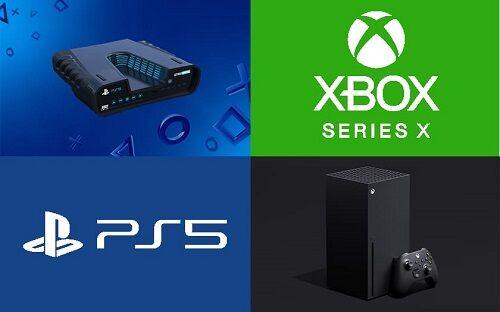 ソニー マイクロソフト PS5 XboxSXに関連した画像-01