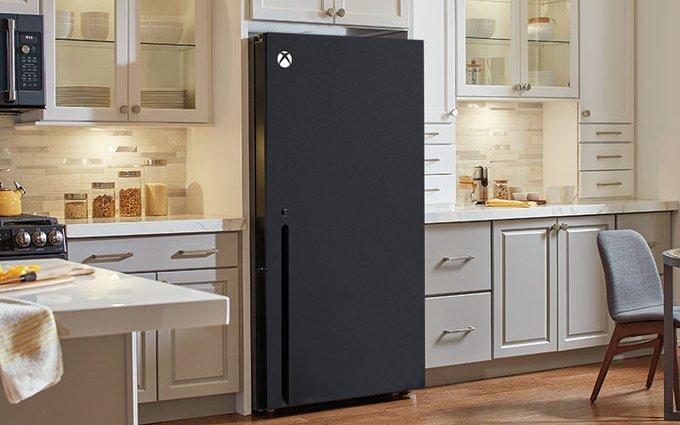 XboxSX デザイン 冷蔵庫に関連した画像-01