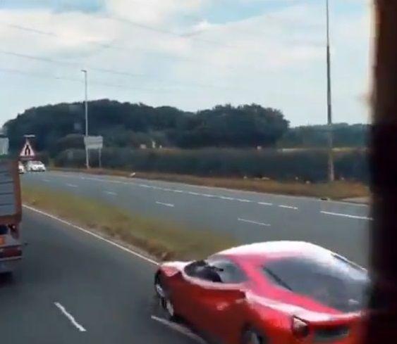 スーパーカー 警察追跡 ワイスピに関連した画像-07