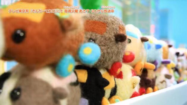 モルカー アニメ ツイッター イラスト ファンアート 1話 モルモット ぬいぐるみに関連した画像-09