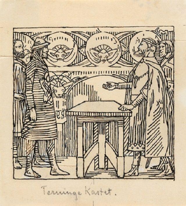 イカサマ サイコロ 中世 456賽に関連した画像-04