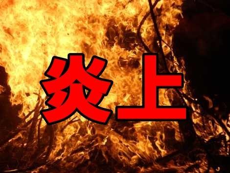 炎上 中学生 SNS ツイッター フェイスブックに関連した画像-01