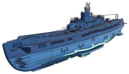 韓国の潜水艦に関連した画像-01