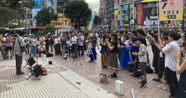 渋谷で開催された「密になろう集会」がヤバイ! これもうテロだろ・・・