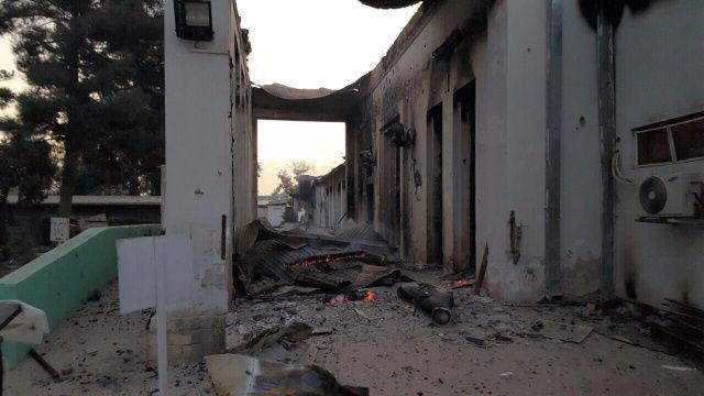 米軍 国境なき医師団 誤爆に関連した画像-01