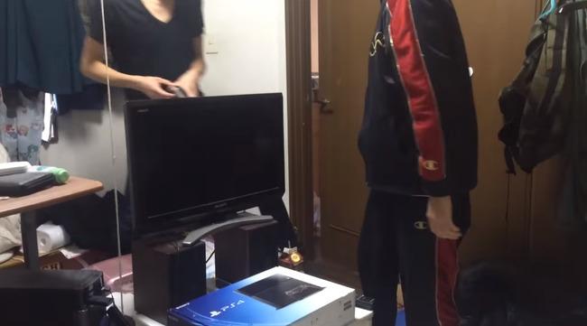 PS4 破壊 親父 ハンマー たむちんに関連した画像-12