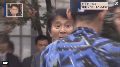 岩瀬仁紀 引退 セレモニー イチロー サプライズに関連した画像-01