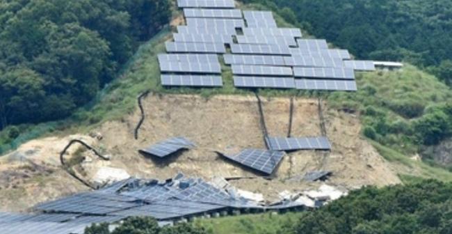 【悲報】太陽光発電のせいで電気料金が高騰、エコどころか自然破壊に拍車をかけているだけだった