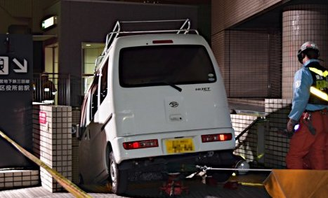 地下鉄 車 侵入に関連した画像-01