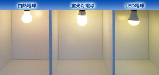 白熱灯 蛍光灯 LEDに関連した画像-01