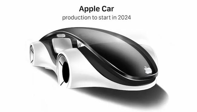 Apple 自動運転車 ヒュンダイ 製造に関連した画像-01