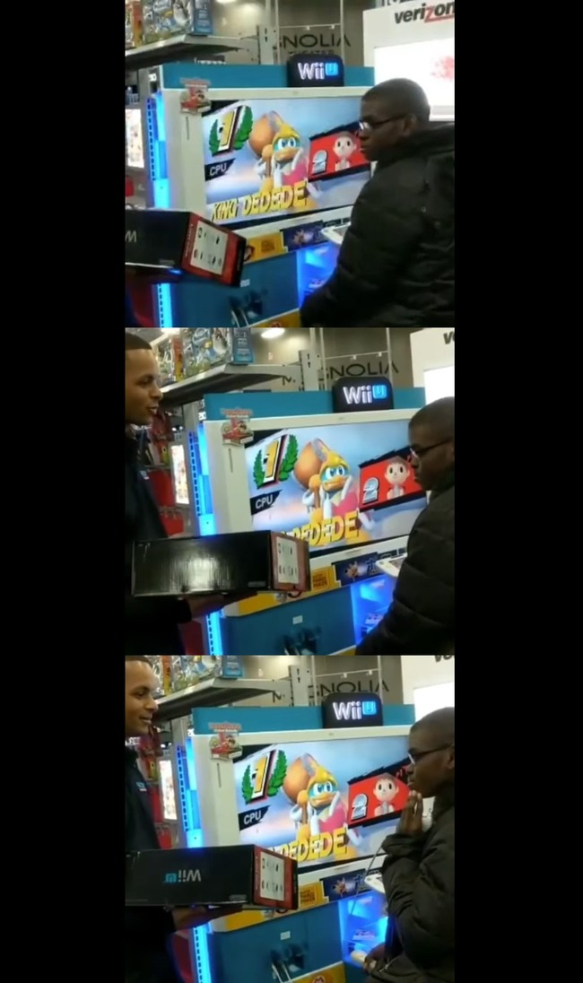 Wii U プレゼント 試遊台に関連した画像-03