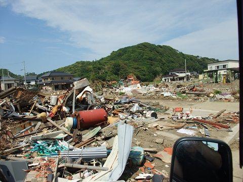 東日本大震災 福島 ボランティア 復興 東京電力 原発 放射能に関連した画像-01