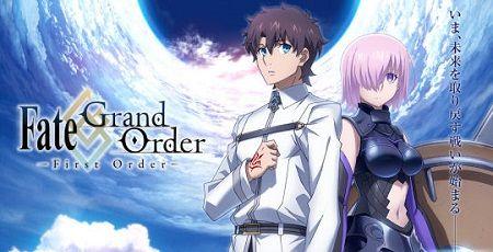 FGO アニメ化 新アニメ Fate グランドオーダー フェイトに関連した画像-01