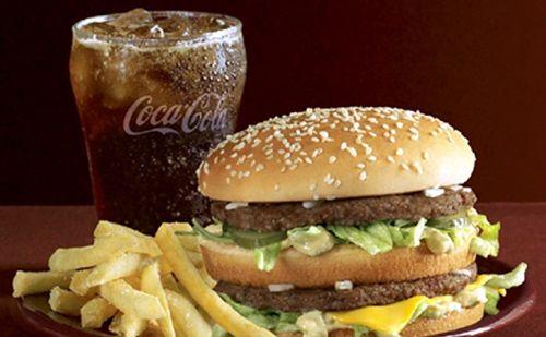 マクドナルド 原価 ハンバーガー マックフライポテト ドリンク セット 昼マック 100円マック メニューに関連した画像-01
