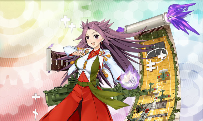 艦これ 隼鷹改二に関連した画像-03