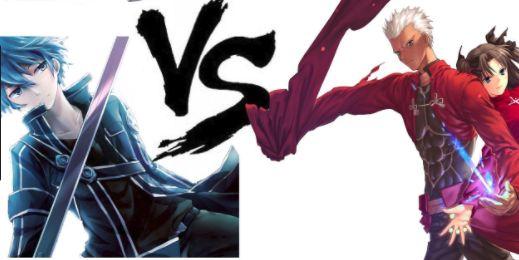 『Fate』と『ソードアートオンライン』どちらが人気か、ファンによる熱い議論が勃発wwwwww