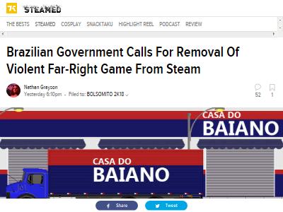 右翼 政治家 不謹慎 ブラジルに関連した画像-01
