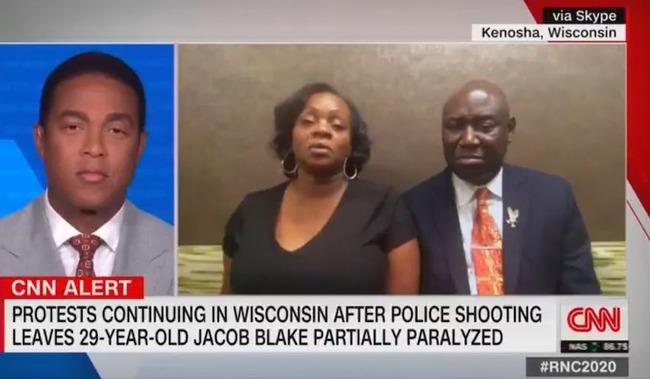 アメリカ 黒人 射殺 BLM 母親 デモ批判 トランプ支持に関連した画像-01