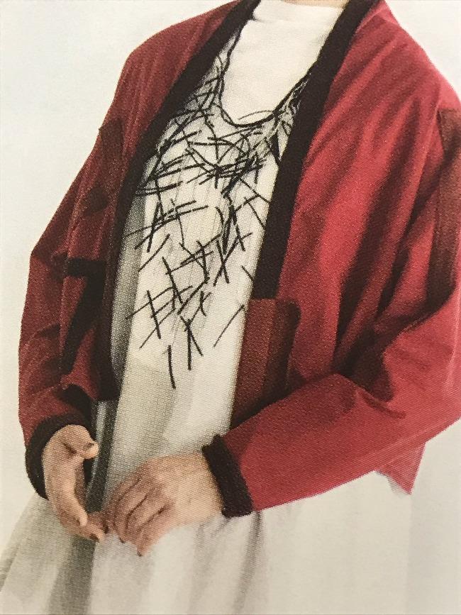 刻み海苔 ファッション ネックレス オシャレに関連した画像-02