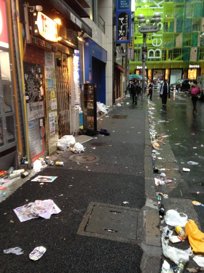 ハロウィン 渋谷 ゴミに関連した画像-04