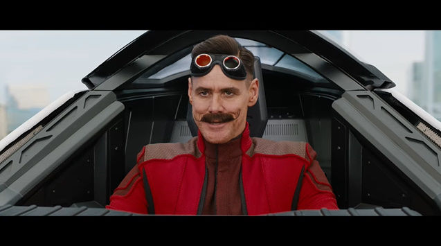 ソニック・ザ・ヘッジホッグ ハリウッド 実写映画 CG 予告トレーラー 映像に関連した画像-20