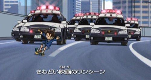 パトカー 少年 犯人 容疑者に関連した画像-01